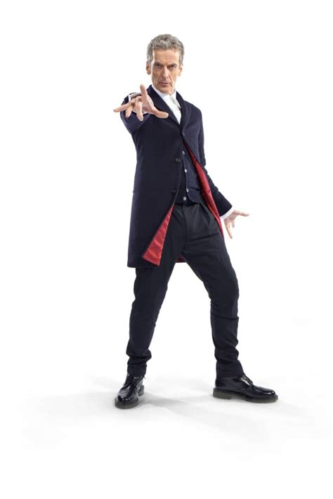 New Doctor Dress Ukuran Besar doctor who capaldi s new is superb and hints at sterner more serious doctor