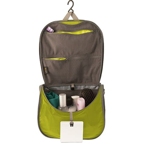 Toiletry Bag With Mirror Sea To Summit Travelling Light Hanging Toiletry Bag With