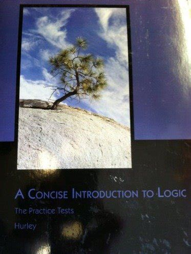 a concise introduction to logic a concise introduction to logic 9781111773861 slugbooks