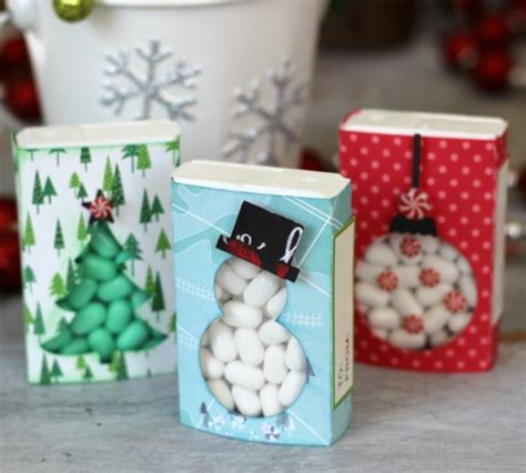 christmas tic tac boxes pebbles inc