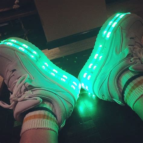 topshop light up sneakers katy perry shows to be released ashish topshop led