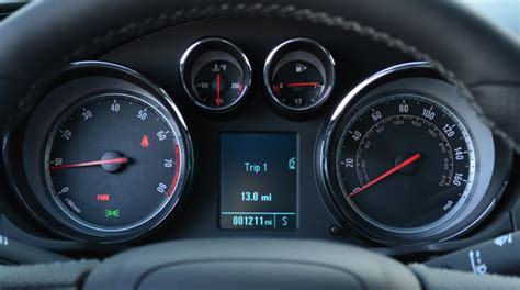 transmission control 2011 buick regal instrument cluster 2012 buick regal gs review test drive