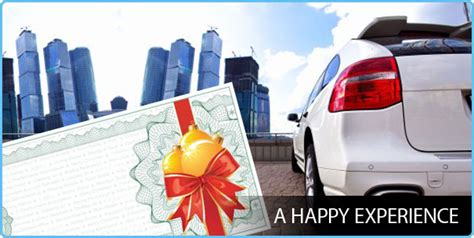 Calgary Gift Card Ideas - 5 innovative gift ideas for car owners
