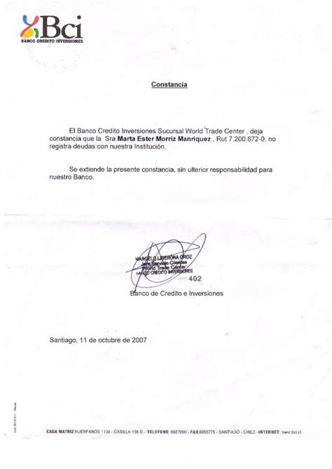 certificado de renta y antiguedad laboral formato de certificado de antiguedad