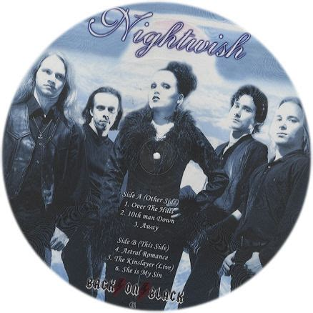 Nightwish The And Far Away 5 Bns Track Japan nightwish the and far away uk picture disc lp vinyl picture disc album 343056