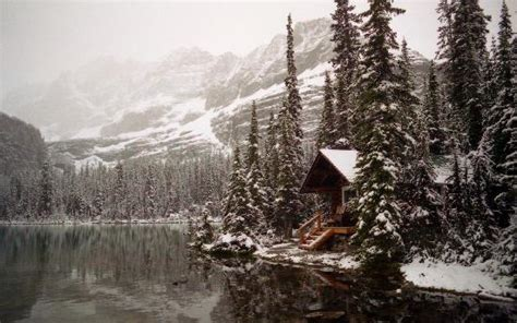 Cabin By Lake by 7 Rustic Places To Propose Rustic