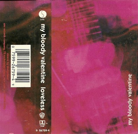 my bloody discogs my bloody loveless cassette album at discogs