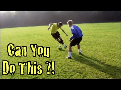 tutorial skill football learn four amazing football skills can you do this part