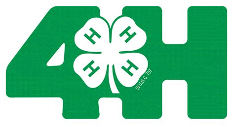 4 H Home Page Raceland Middle School 4 H Clipart