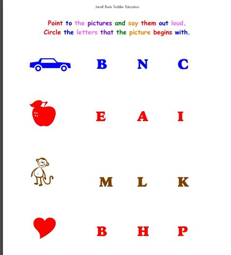 Kaos Alphabet Ly 10 toddler education the letters of the alphabet worksheets