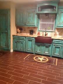 turquoise kitchen cabinets love the turquoise cabinets kitchen remodel ideas pinterest