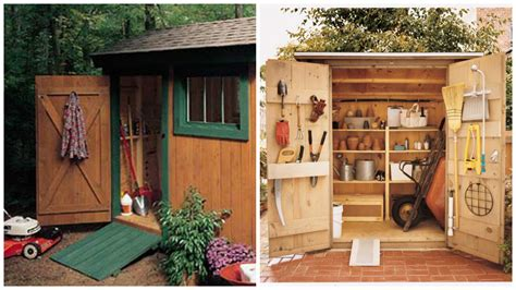 How To Build Tool Shed How To Build A Toolshed To Protect Your Expensive
