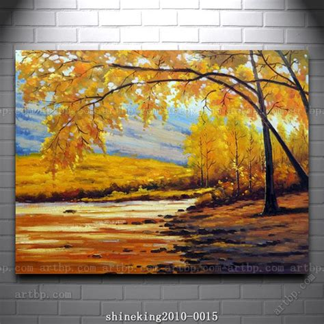 Landscape On Canvas Compare Prices On Acrylic Painting Landscape