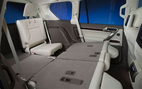 Lexus Gx Captains Chairs by Lexus With Second Row Captain Chairs Autos Post