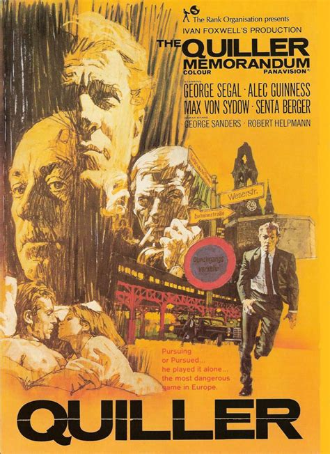 filme schauen the new mutants das quiller memorandum film 1966 filmstarts de