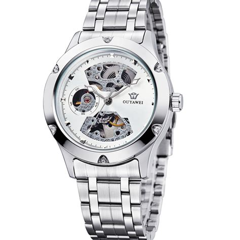 Oulm Jam Tangan Keren Mekanikal Hp3621 jam tangan korek api murah jualan jam tangan wanita
