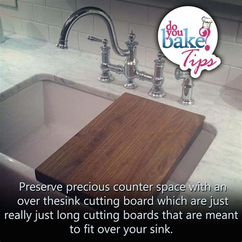 the sink cutting board the sink cutting board do you bake