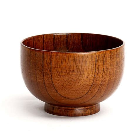 Handmade Bowl - natual wood salad bowl kitchen handmade children