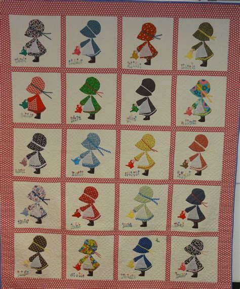 Free Sunbonnet Sue Quilt Patterns by Pin By Darby On Gorgeous Quilts I Admire No Pattern