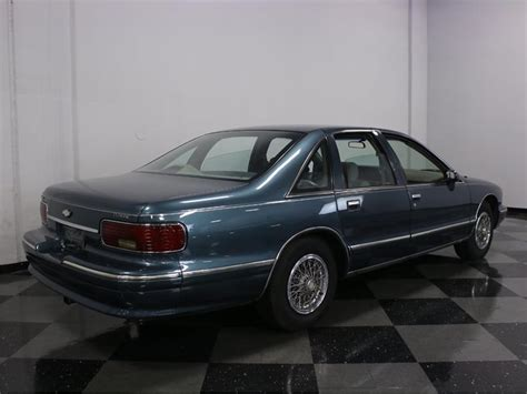 how to work on cars 1993 chevrolet caprice classic head up display 1993 chevrolet caprice for sale classiccars com cc 888886