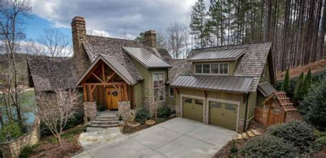 Lake Keowee Homes For Sale by Greenville Sc News The Reserve At Lake Keowee