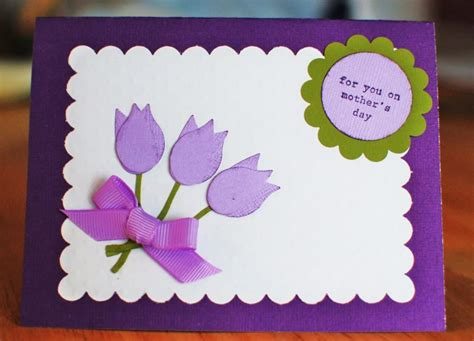 Simple Handmade Mothers Day Cards - mothers day cards stin up at yahoo search results