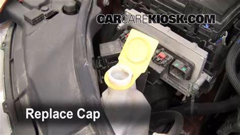 2011 Jeep Grand Check Engine Light Instrucciones Para Cambio De Refrigerante De Jeep Grand