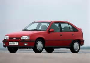 Opel Kadett Gsi What Is Faster A Opel Kadett Gsi To A Opel Corsa Opc