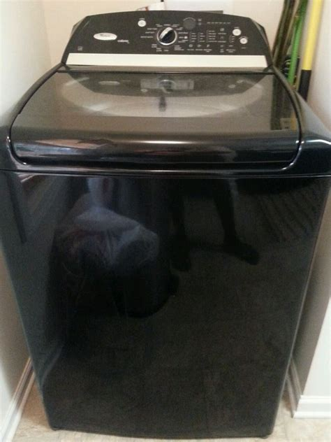 Mesin Whirlpool 19 bravos xl washer and dryer whirlpool cabrio top load