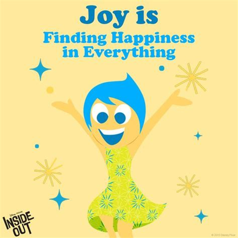 Happines Inside inside out finding happiness and disney pixar on