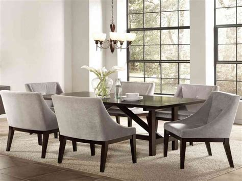 Dining Room Set Upholstered Chairs Dining Room Sets With Upholstered Chairs Decor