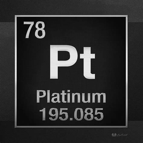 pt of elements 16 things you might not know about platinum the element