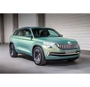 Skoda Vision S Concept Review Becoming The Kodiaq  Auto Express
