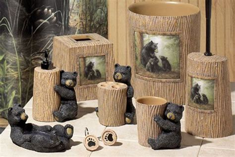moose and bear bathroom decor 17 best images about lodge look decorating on pinterest