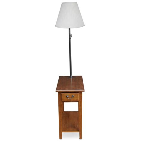 Swingarm Lamps by Amazon Com Leick Chair Side Lamp End Table With Drawer