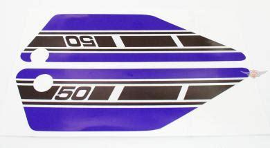 Yamaha Rd 50 Aufkleber by Moped Garage Net Aufkleber Seite 16