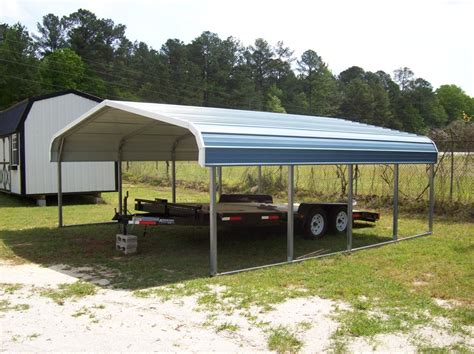 Metal Boat Carports bass boat carport cover at carport