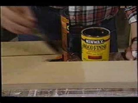 Wood Conditioner How To Save Money And Do It Yourself