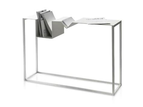 Zig Zag Console Table The Contemporary Designed Zig Zag Console By Trica Five Elements Furniture