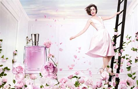 Parfume Lancome Miracle Blossom Ori 100 lancome miracle blossom new fragrances