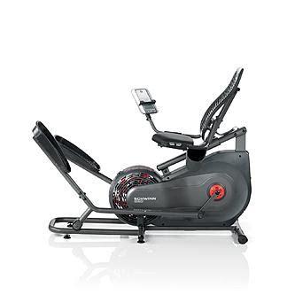 reclining elliptical machines schwinn 520 reclined elliptical get a better workout at sears