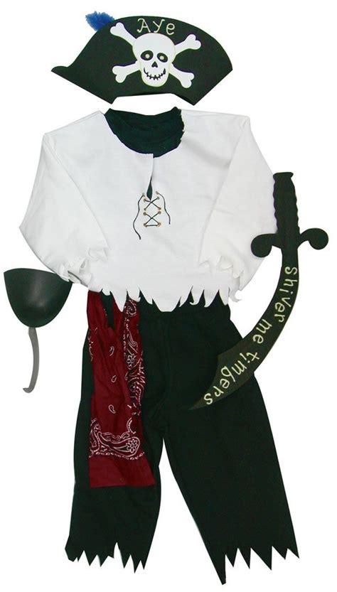 Handmade Pirate Costume - pirate costume costumes