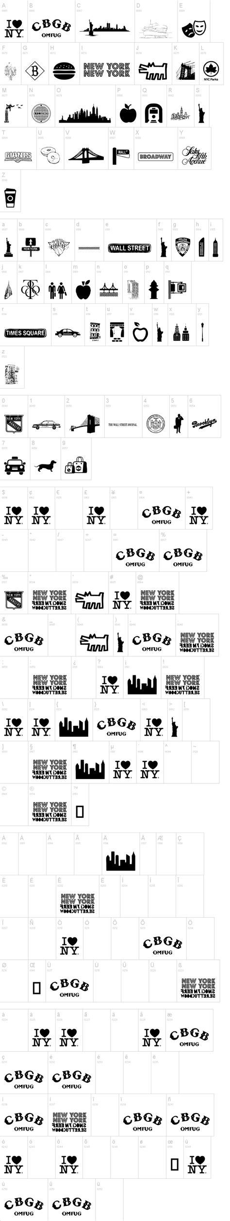 dafont new new york new york 2 font dafont com