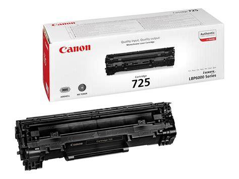 Toner Canon canon 725 toner cartridge canon uk store