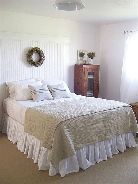 beadboard headboards built in beadboard quot headboard quot the nest pinterest