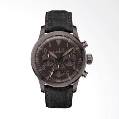 Jam Tangan Rm Tengkorak 03 Hitam jual condotti pilota multifunction tali leather jam tangan pria hitam cn1018 br05 l03
