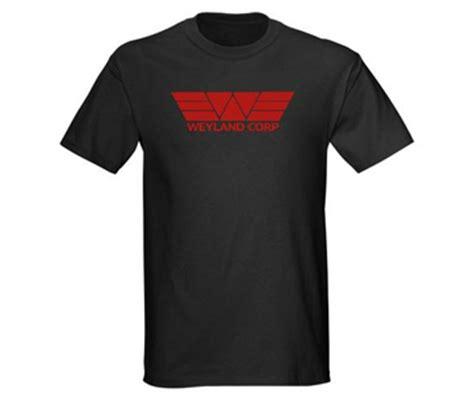 Weyland Corp T Shirt weyland shirt prometheus weyland corp t shirt
