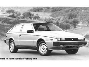 1985 Isuzu Impulse 1985 Isuzu Impulse 1gen Coupe Range Specs