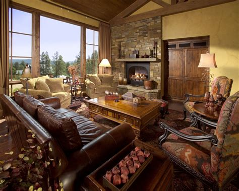 leather living room ideas magnificent brown leather parson chairs decorating ideas