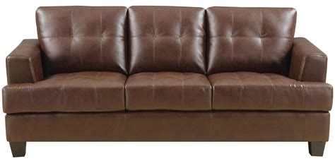 sofa seat supports coaster samuel stationary sofa w attached seat cushions